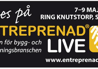 Entreprenad Live 2015