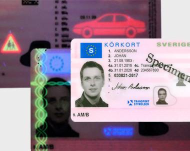 Har du koll på körkortet – flera nya säkerhetsdetaljer