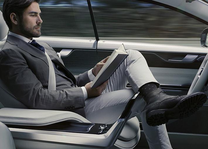 Snart kryllar det av självkörande bilar i Göteborg