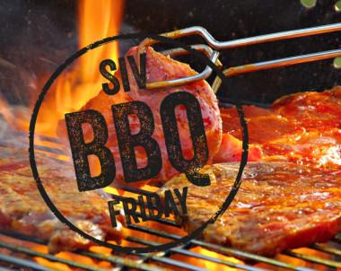 Inbjudan – SIV BBQ FRIDAY med grillning i världsmästarklass
