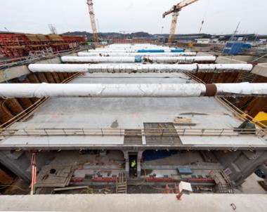 Stort steg för Marieholmstunneln