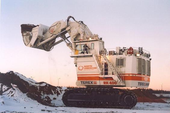 Världens största grävmaskin!?