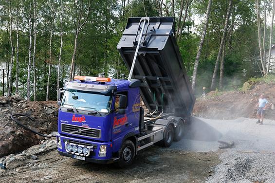 Vuxenutbildning för lastbilsförare