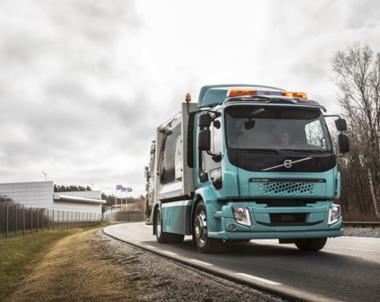 Här visas Volvos nya ellastbil – tyst utmanare till Tesla