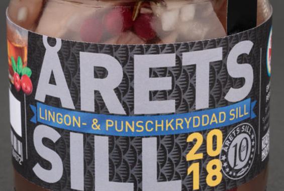 Lingon och Punsch ger smak åt Årets Sill 2018