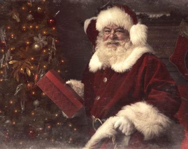 Finns verkligen jultomten?