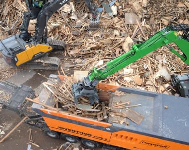 Göteborg vill minska byggavfallet