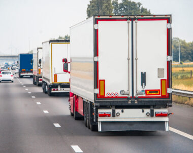 Ny miljöpremie för lastbilar föreslås