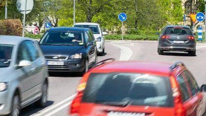 Bullerdämpande asfalt höjer livskvalitén
