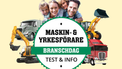 Save the Date – Branschdag 21 sept