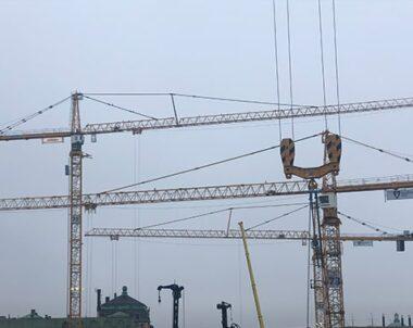 Kraftig ökning av byggstölder