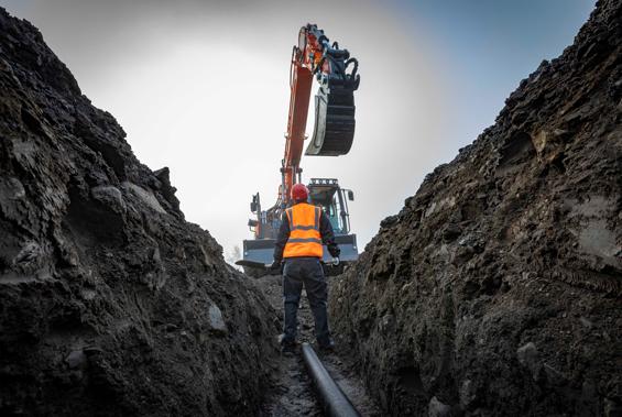Gräv smart – gräv säkert