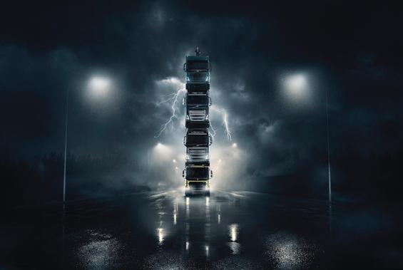 Höjdartrick av Volvo – se filmen