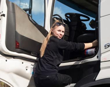 Fortsatt behov av lastbilsförare