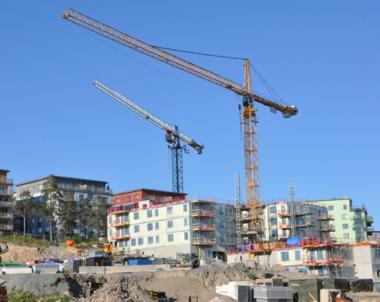 Boverket höjer sin byggprognos