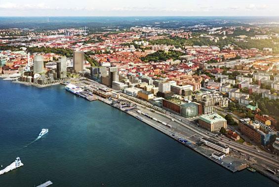 Stora planer i Göteborg