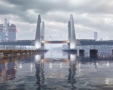 Följ med Hisingsbron in i framtiden