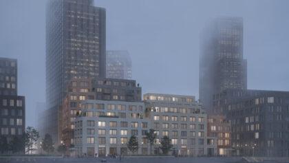 Avtal klara för komplicerat Göteborgsbygge