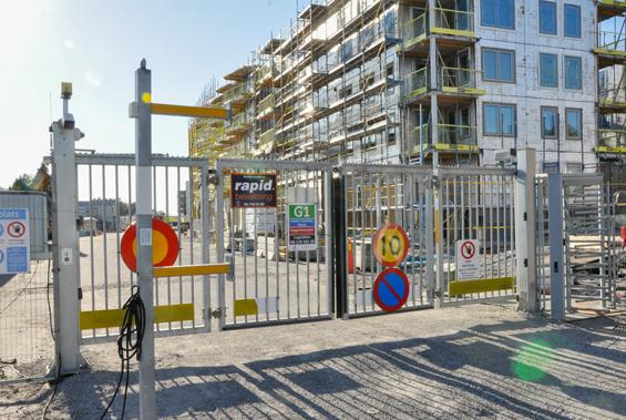 Tester ska ge säkrare byggutfarter