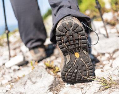 Hitta bästa vandringskängan